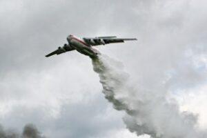 Самолет Ил-76 прибудет в Иркутскую область для тушения лесных пожаров
