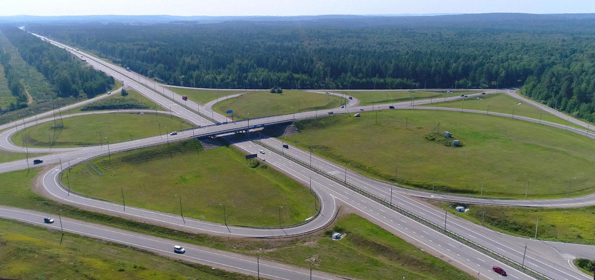 Дорожники восстановят слои износа на Савватеевской развязке трассы Р-255 в Ангарском районе