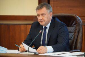 Кобзев посетит Братск, Усть-Кут и Усть-Илимск в середине июля