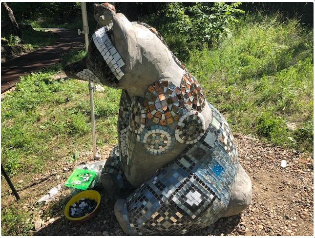 Мозаика-парк «Сказки Байкала» откроют в Ангарске в сентябре