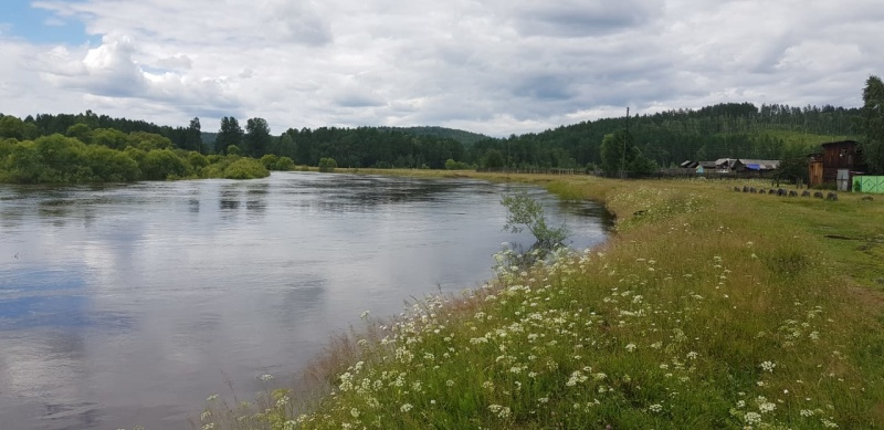 Обстановка с паводком в Ангарске стабилизируется
