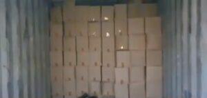 Более пяти тысяч бутылок нелегального спирта изъяли в Вихоревке
