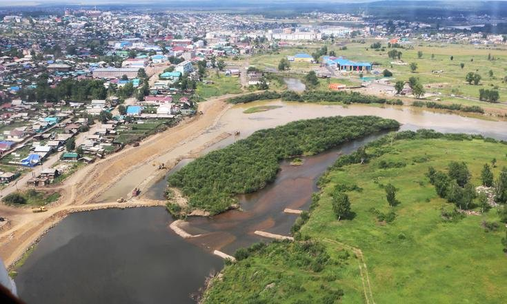 Минстрой Иркутской области в полном составе отправлен работать в Тулун