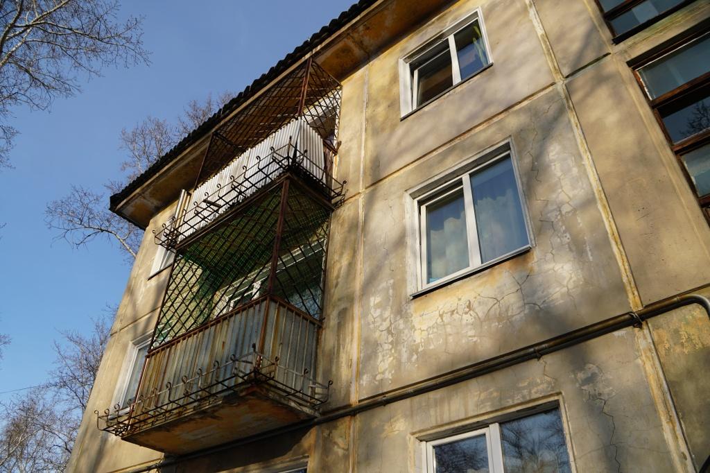 Жителей первого дома 335-й серии начали расселять в Ангарске