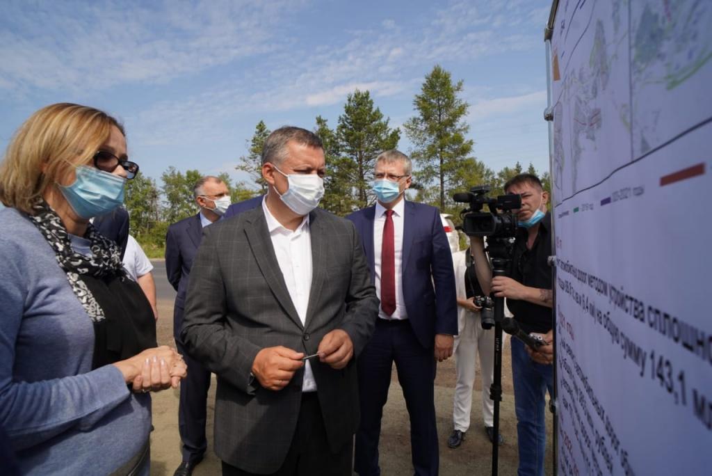 Братск получил 220 миллионов рублей на ремонт автодорог в рамках нацпроекта