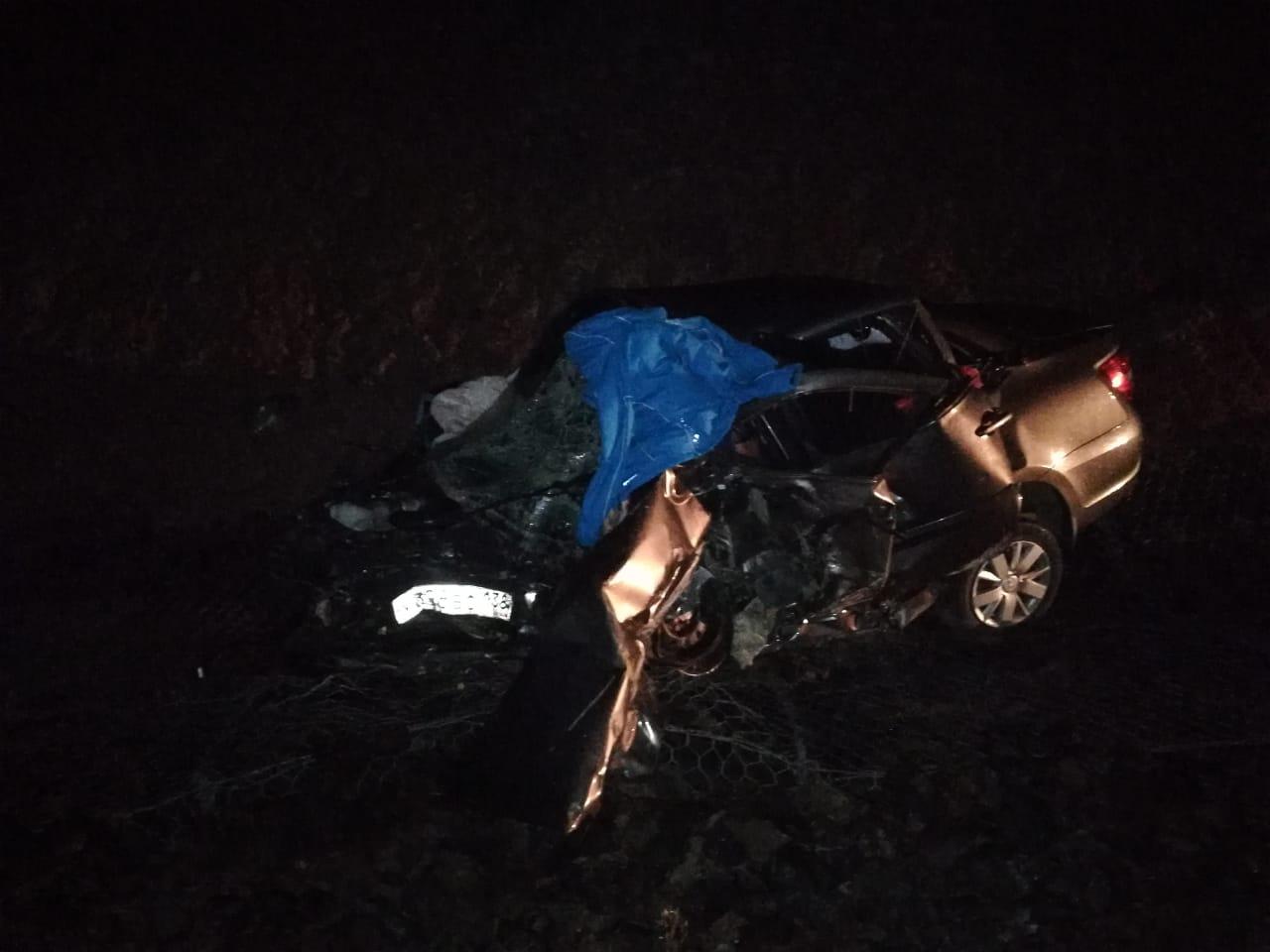 Четыре человека погибли в ДТП в Братском районе