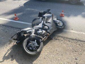 29-летний мотоциклист насмерть разбился в Ангарске