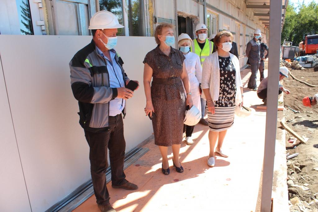Медцентр для лечения внебольничной пневмонии откроют в Шелехове в сентября