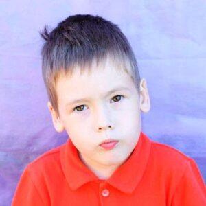 Пятилетнему Максиму из Усть-Илимска собирают средства для лечения ДЦП