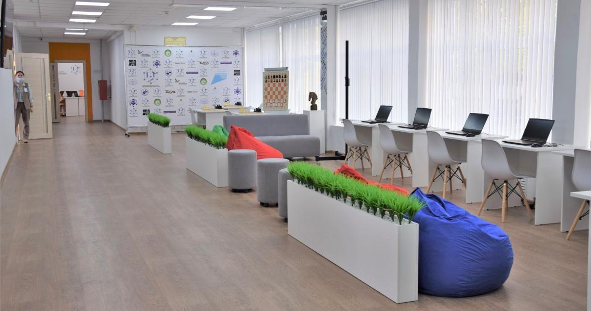 Первый в Иркутской области IT-куб готовят к открытию в Братске