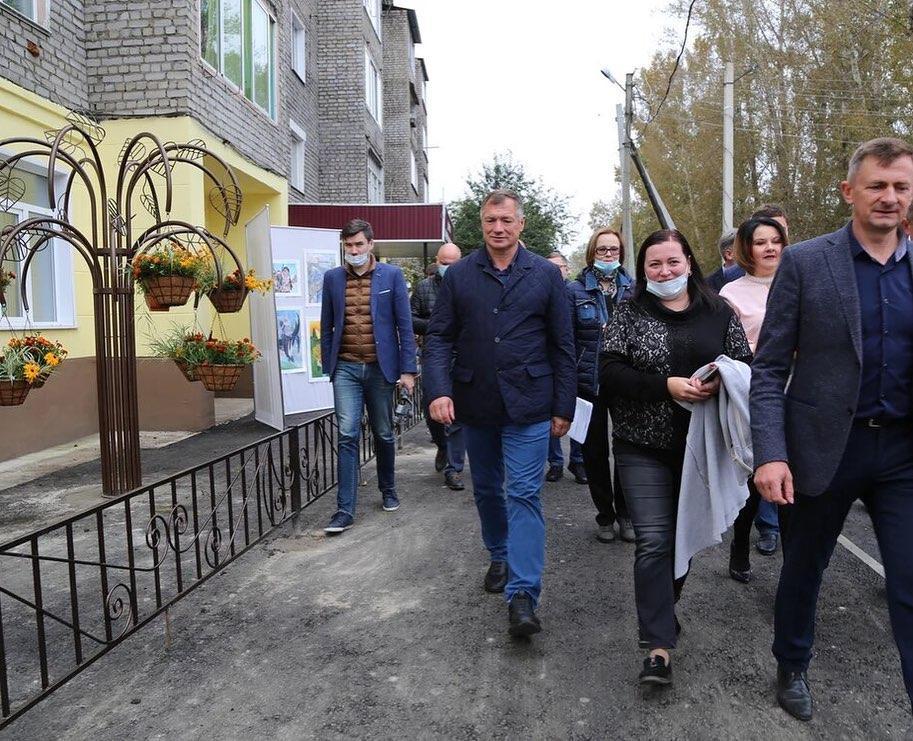 Марат Хуснуллин снова приехал в Приангарье