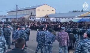 СК предъявил обвинения зачинщикам бунта в ангарской колонии
