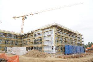 Две школы начнут строить в Иркутске в 2021 году
