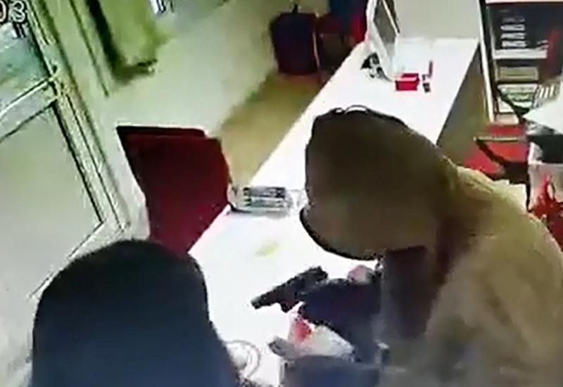 Подозреваемый в разбойном нападении на офис микрозаймов задержан в Братске