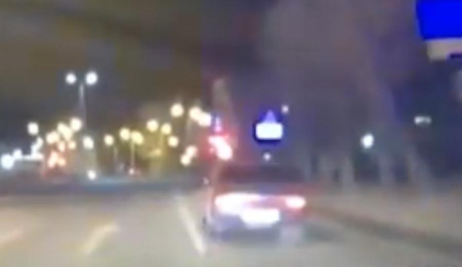 Пьяного лихача задержали во время погони в Ангарске