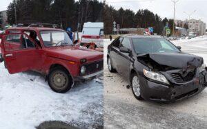 Пожилой водитель Нивы умер за рулем в Саянске
