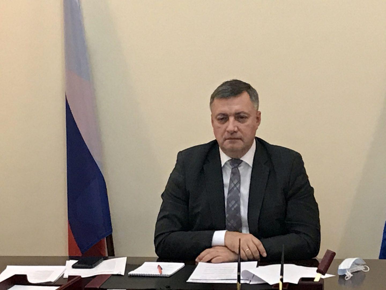 Губернатор Иркутской области выйдет в прямой эфир с жителями 18 декабря