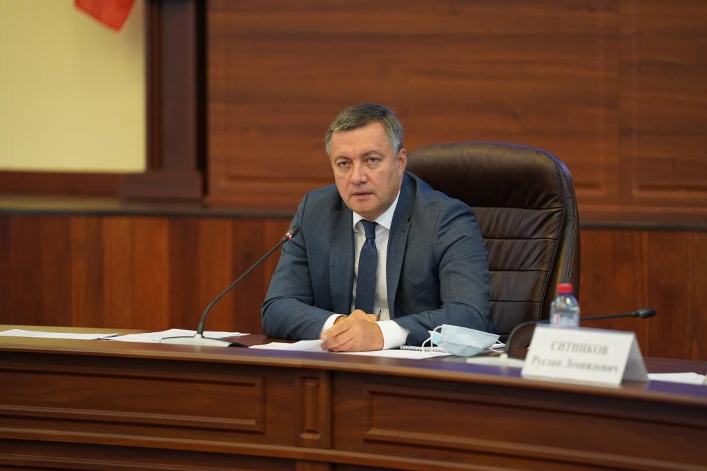 Губернатор Иркутской области посетит Байкальск на следующей неделе