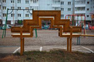 Улицы Иркутска: сказочный двор