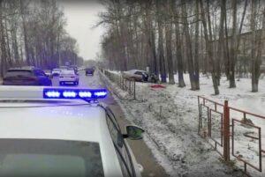 Водитель и пассажир иномарки погибли в аварии в Шелеховском районе