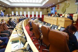 ЗС Приангарья приняло закон о поддержке пострадавшего из-за пандемии бизнеса