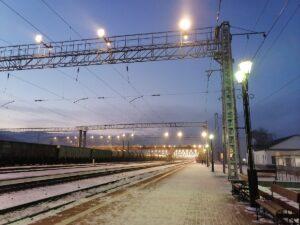 Более 330 километров пути отремонтировали на ВСЖД в 2020 году