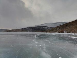Ледовая обстановка на Байкале после землетрясений и ветров опасна - МЧС