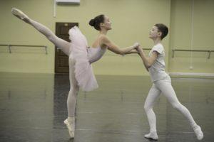 """В Иркутске открыта запись на просмотр детей, желающих поступить на """"Искусство балета"""""""