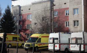 В Иркутской области в апреле ежедневно выявляют не более 170 случаев COVID