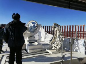 Спектр жизни. Ученый из Иркутска месяцами дежурит в обсерватории среди гор