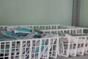 Более 120 тысяч человек в Приангарье получили первый компонент вакцины от коронавируса