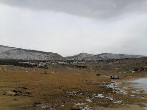 В субботу 17 апреля в Приангарье вновь прогнозируют ухудшение погоды