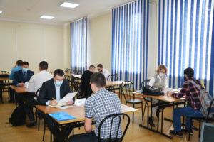 Представители АНХК рассказали ангарским студентам о возможностях трудоустройства в компании