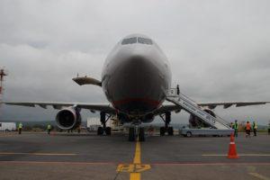 Росавиация разрешила полеты из Иркутска во Вьетнам, Узбекистан и Таджикистан