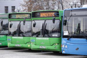 Специальные автобусные маршруты запустят в Иркутске в Дни памяти