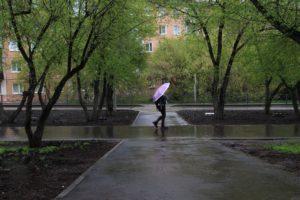 Резкое ухудшение погоды прогнозируют в Приангарье вечером 27 июля