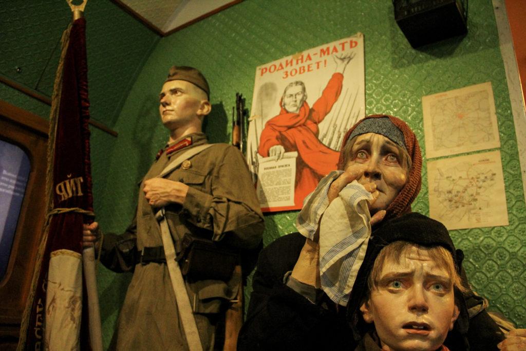img 6133 1024x683 - Атмосферный фоторепортаж: «Поезд Победы. Наука в годы Великой Отечественной войны»