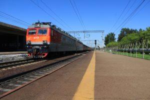 Расписание пригородных поездов на участке Иркутск-Сортировочный - Байкальск изменяется