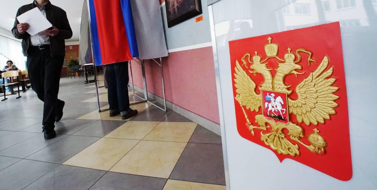 «Единая Россия» иКПРФ заняли места в Госдуме по партийным списка Приангарья