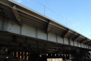 Масштабная реконструкция путепровода на Джамбула в Иркутске продолжается. Фото с места