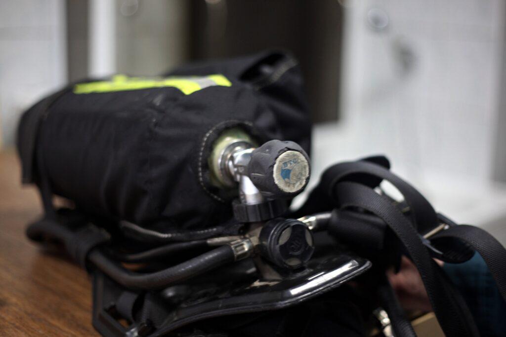 Здесь каждая минута на счету. Репортаж из пожарной части Иркутска