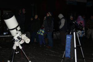 В 11-ти городах и селах Иркутской области 16 октября пройдет Всемирная ночь наблюдений Луны