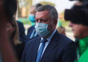 Игорь Кобзев назвал обязательную вакцинацию в Приангарье вынужденной мерой